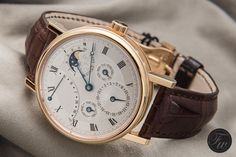 Breguet 5447BR review on www.fratellowatches.com