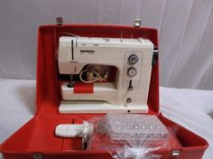 shopgoodwill.com: Bernina Model 830 Record Electric Sewing Machine