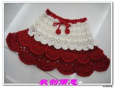 "Skirt ""Red and White"". MC. Discussion on LiveInternet - Russian Service Online Diaries"
