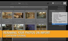 Developing a file structure is one of the first steps in creating your workflow. Whether you're using Lightroom to manage your library or Bridge to view folders of photos, it's much easier to find ...