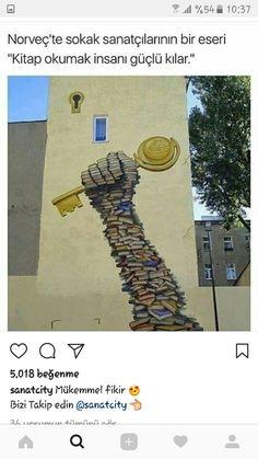 Kitap Okumak Insanı Güclü Kilar