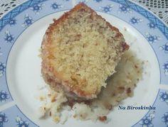 Aproveitando a safra, eis que surge novamente esse delicioso bolo... para o deleite dos amantes do pinhão!     Macio, fofinho e com sa...