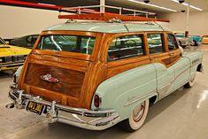 1951 Buick Roadmaster Estate