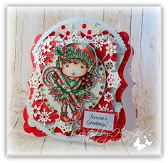 Magic Craft Land by Henryka Magic Crafts, Copic Markers, Colouring, Seasons, Christmas Ornaments, Disney Princess, Holiday Decor, Disney Characters, Color
