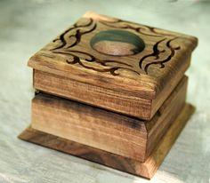 Gyűrűtartó doboz - Hera