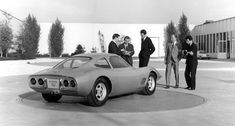 Opel GT, 1965
