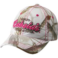 Cabela s Women s Foremost Outfitter Camo Cap at Cabela s Country Hats f412899ae88a