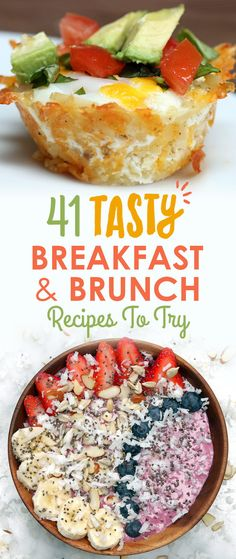 41 Tasty Breakfast