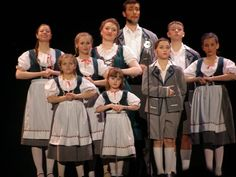 Sound of Music, Mansfield University