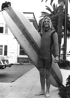 Maybe I would fall madly in love with a surfer guy....