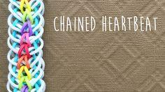 Rainbow Loom Bracelets Easy, Loom Band Bracelets, Rainbow Loom Bands, Rainbow Loom Charms, Diy Bracelets Easy, Loom Bands Designs, Loom Band Patterns, Rainbow Loom Patterns, Loom Love