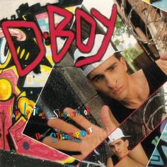 D-Boy – The Lyrical Strength of One Street Poet