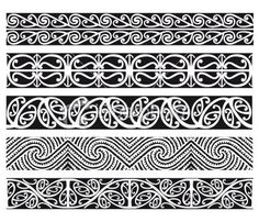 polynesian designs and patterns | Search for stock photos, illustrations, video, audio and editorial ...
