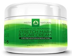 InstaNatural Stretch Mark Cream - Reduces Old Stretch Marks & Prevents New Ones - Perfect for Pregnancy, After Birth, And Men - 4 oz InstaNatural http://www.amazon.com/dp/B00O14R17Q/ref=cm_sw_r_pi_dp_N.Ujvb1GZY9ST