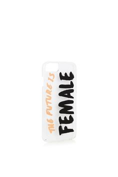 Future Is Female Topshop Exclusive iPhone 6/7 case.