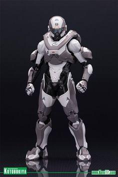 Halo Spartan Athlon ARTFX Statue 009