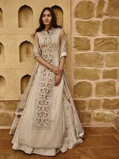 Alchemy by Anita Dongre Spring / Summer 2017 - Indian outfits - # Dress Indian Style, Indian Dresses, Indian Attire, Indian Ethnic Wear, Indian Wedding Outfits, Indian Outfits, Kurta Designs, Indian Designer Outfits, Party Wear Dresses