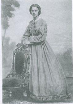 Victorian era African American woman