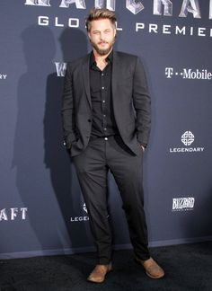 Travis Fimmel, I haven't seen those boots on you in a while!  Love them!