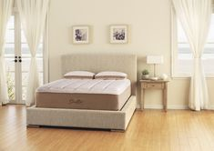 The GrandBed by Tempur-Pedic® is Tempur-Pedic's most exquisitely tailored mattress.