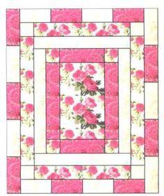 free quilt border patterns | Free Quilt Stencils http://patternsge ...