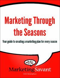 Guide to Creating a Marketing Plan for Every Season