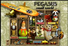 @2008 Web Design, Museum, Small World, Nerf, Restaurant, Toys, Weaving, Projects, Activity Toys