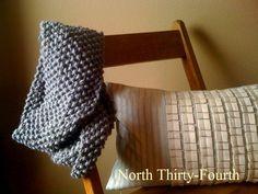 scarf knit pattern