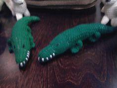 Crocodiles for the Ark