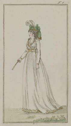 1796 - Journal des Luxus und der Moden