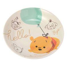 Winnie-the-Pooh & Friends Tsum Tsum Melamine Pasta Bowl