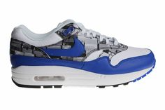 Nike Air Max 1 We Love Nike AQ0927 100 Sneakers mannen's