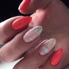 Semi-permanent varnish, false nails, patches: which manicure to choose? - My Nails Perfect Nails, Gorgeous Nails, Short Nail Designs, Nail Art Designs, Spring Nails, Summer Nails, Cute Nails, Pretty Nails, American Nails