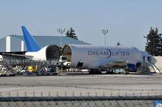 Boeing 747-400 modificado