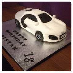 My Friend Robert S Bmw Birthday Cake Bmw Cake Car Cake Amazing Cake Design Pinterest