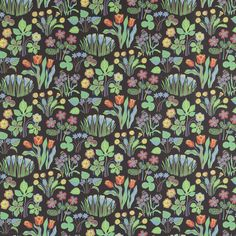 Produktbeskrivning   Tapet Vårklockor    Design: Josef Frank  Formgivet: 1940-tal  Material: Papper  Bredd: 53 cm  Rapport: 53 cm  10,05 m/rulle