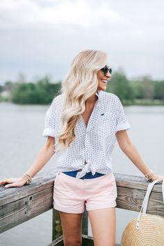 Ideas fashion summer preppy southern prep for 2019 Southern Outfits, Southern Fashion, Preppy Southern, Southern Marsh, Southern Prep, Southern Shirt, Southern Tide, Southern Style Clothes, Southern Clothing