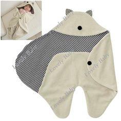 新しいかわいい快適な子供の幼児の毛布の赤ん坊の寝袋/キルト幼児の袋を眠っている赤ちゃん産着/ラップハット6927ベージュ