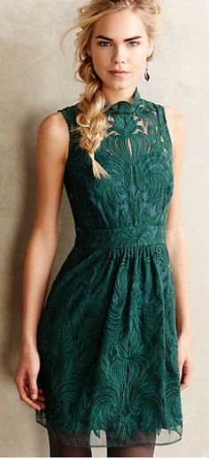 Holiday Tulle Dress #anthrofave http://rstyle.me/n/s4yz2bh9c7