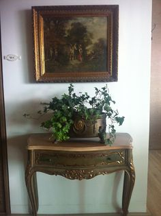 Palace style gold decor ideas green and gold