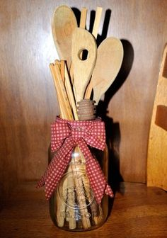 Primitive Mason Jar Craft: How-to By AnonymousC831