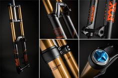 FOX 40 2016  New FLOAT air spring provides increased sensitivity for better traction and less feedback to rider Proven RC2 damper design offers unparalleled adjustment for every course Air bleed system ensures consistent fork performance at any altitude www.rider-store.de