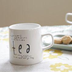 逆さまの方が「らしい」形のマグカップ|FLIP A MUG / two face