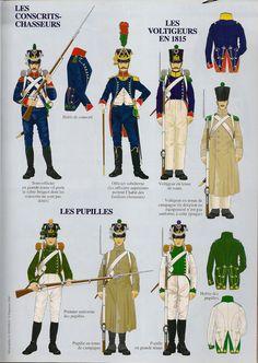 l`infanterie la garde imperiale (jeune)