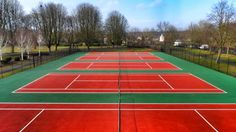 Multisport Synthetic MUGA Flooring