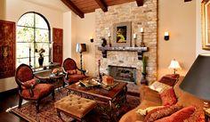 Eldorado Stone - Imagine - Inspiration Gallery - Residential - Living Rooms