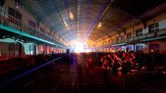 Dimuschi - Lycée Carnot, Paris //  30 Aout 2013 //   L'esprit Dimuschi est né de la collaboration entre compétences artistiques et techniques. Désir d'union, goût pour l'harmonie, font opérer des rencontres entre sons et arts visuels dans des lieux inattendus.  Line-up:  ◆ DJ HELL ◆ REMOTE (Live) ◆ SIOPIS ◆ THE SOUND OF THE SEASON aka Sarah Joe, André Cymbalista & Virginie Muys  ◆ DORIAN GREY ◆ ACID WOLF BAND ◆ COLSON ◆ NARI FSHR