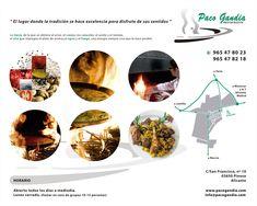 Paco Gandía - Pinoso - arroz con conejo y caracoles