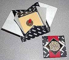 pop up box (origami)