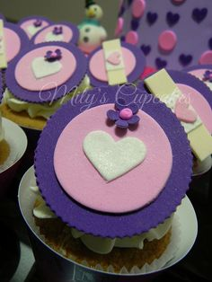 Doc  McStuffins cupcake toppers. Pirate Birthday, Birthday Cake Girls, Birthday Bash, Birthday Cakes, Birthday Ideas, Birthday Parties, Doc Mcstuffins Cupcakes, Doc Mcstuffins Birthday, Kid Cupcakes